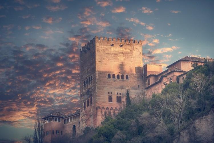 Visita guiada privada a la Alhambra y el Generalife
